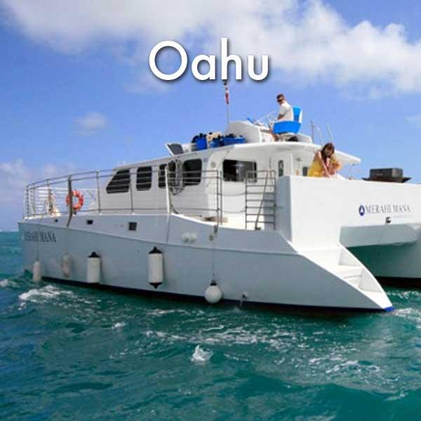 Kaneohe Bay snorkel cruise