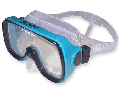 seamo snorkel mask