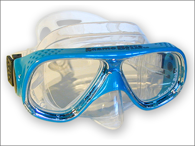 Prescription Snorkel Mask