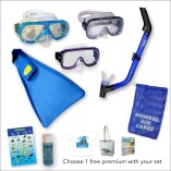 snorkel gear package