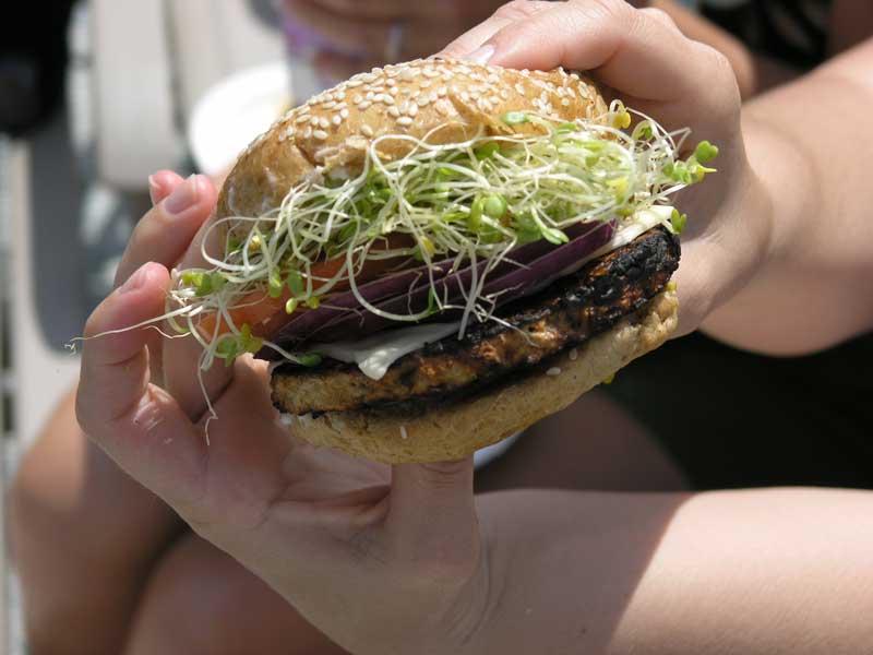 Fair-Wind-Veggie-Burger