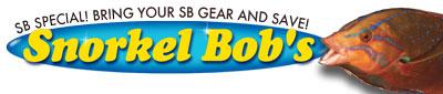 Save when you bring Snorkel Bob Gear