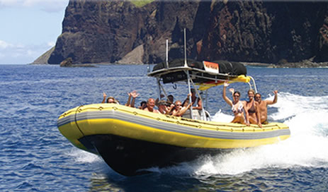 ultimate rafting lanai snorkel