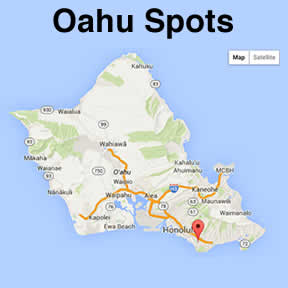 oahu snorkel locations