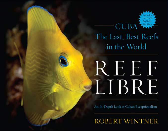 Reef Libre, The Book & The Movie