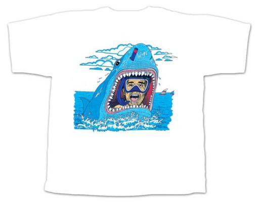 san francisco 4f194 a7aa9 Snorkel Bob Logo T Shirt