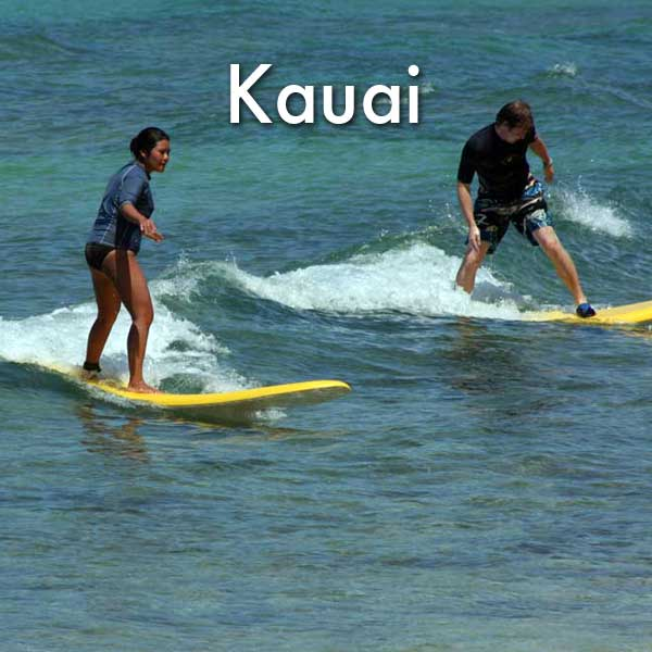kauai surf lessons