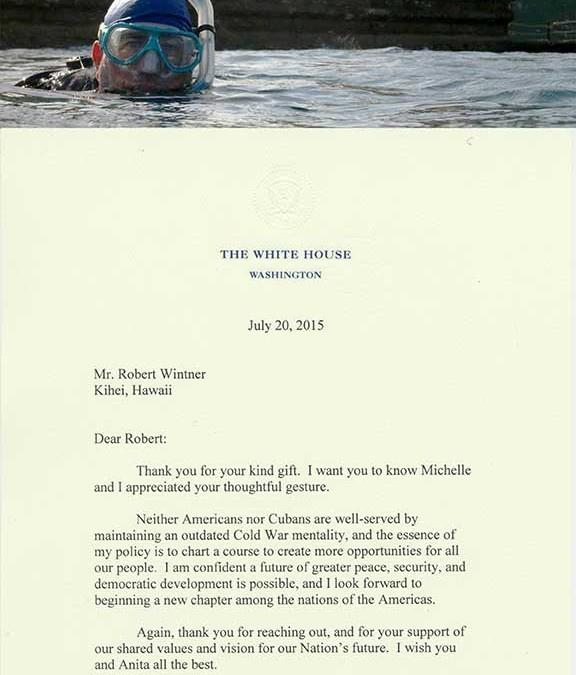 Letter from Barack