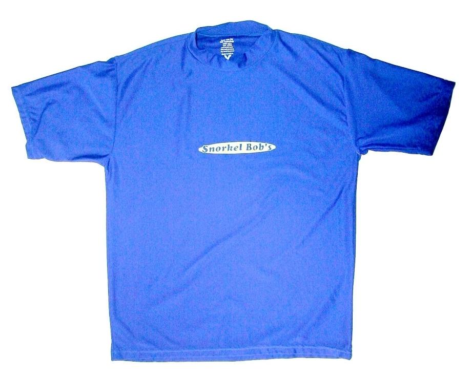 Sunblock T Shirts Short Sleeve Snorkel Bob 39 S