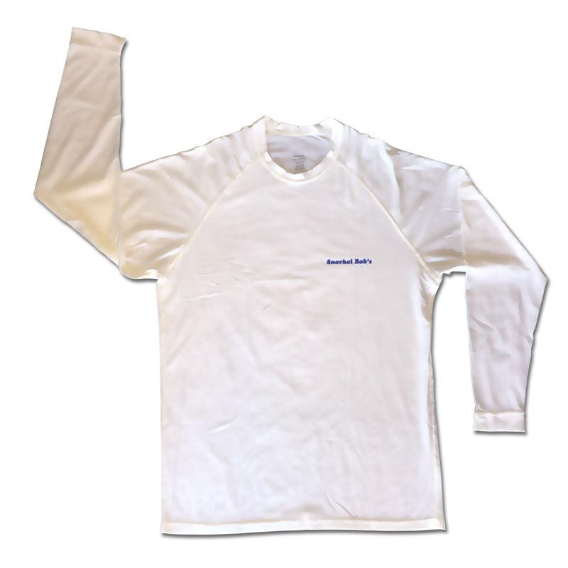 Sunblock T Shirt Slong Sleeve Snorkel Bob 39 S