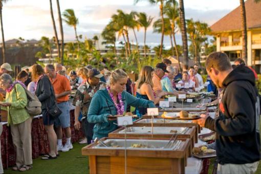 Maui Nui Luau Dinner