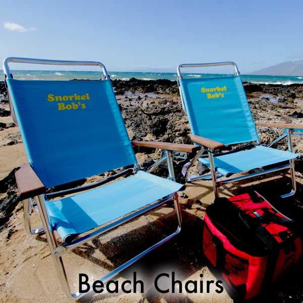 beach chairs Hawaii